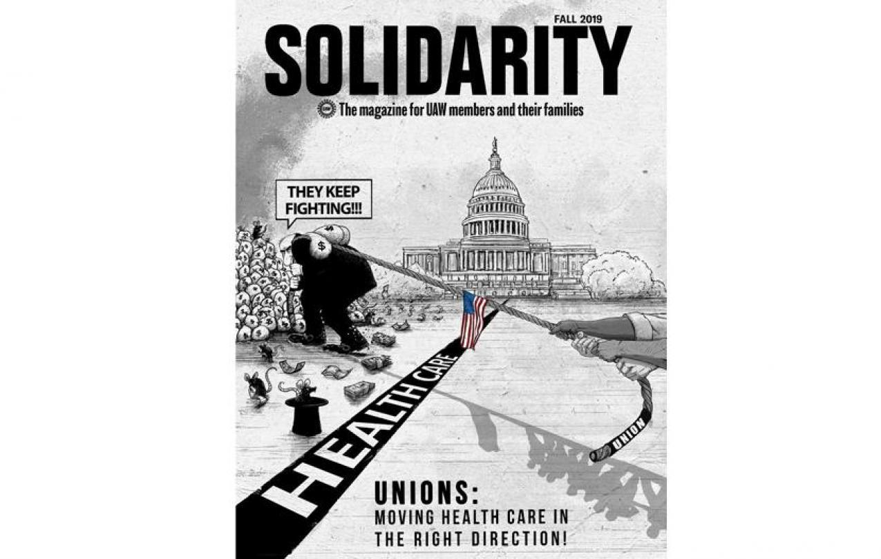 Solidarity Magazine Fall 2019